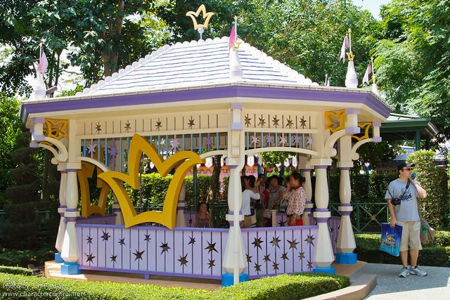 HKDL July 2011 - Fantasy Gardens