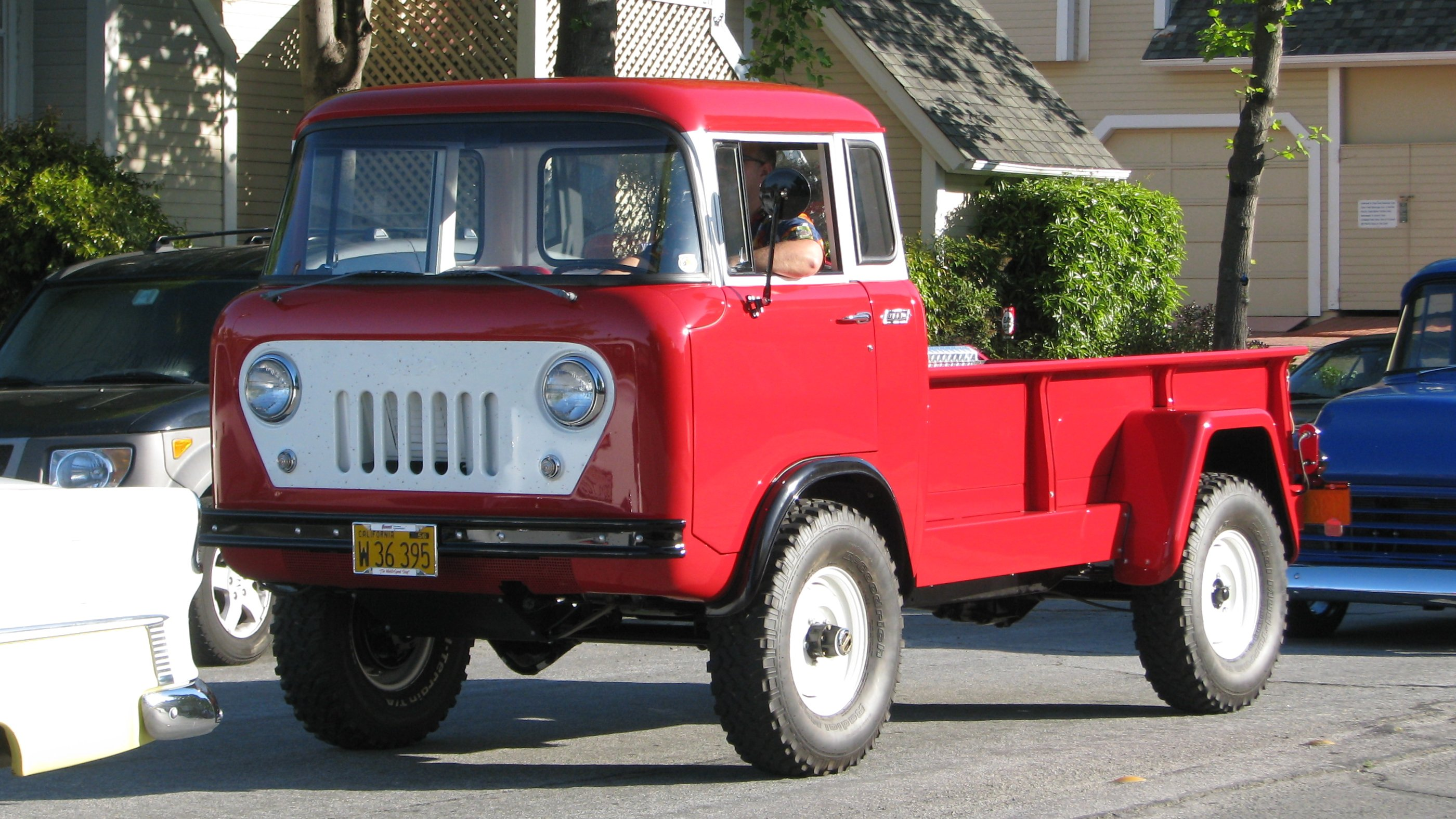 1960 Willys Jeep Fc 170 C O E Truck W 36 395 1 Flickr