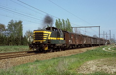 * Belgien  Baureihe 73  New Scan