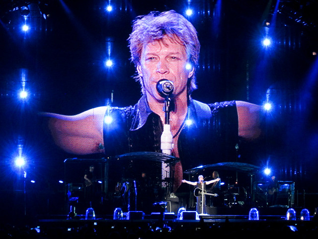 Bon Jovi from Flickr via Wylio