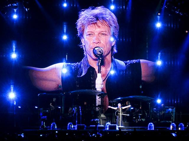 Bon Jovi from Flickr via Wylio