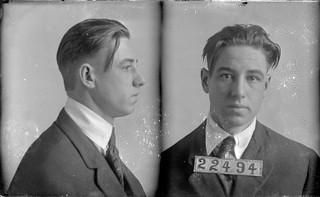 Barker, Thomas. Inmate #22494 (MSA)