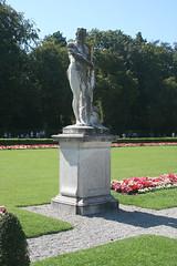 Herkules-Statue - Schlosspark Nymphenburg