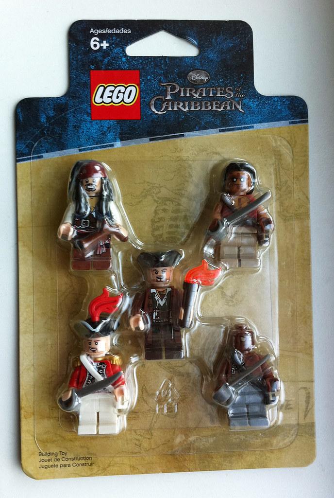 Lego Pirates Of The Caribbean Battlepack 853219 Lego Pir Flickr