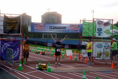 At the Finish
