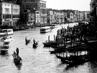 THERE IS ONLY ONE VENEZIA. THE ORIGINAL. DONALD G. JEAN'S ONE. BIANCONERO