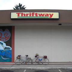 Thriftway bicycles
