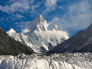 k2 from concordia , PAKISTAN