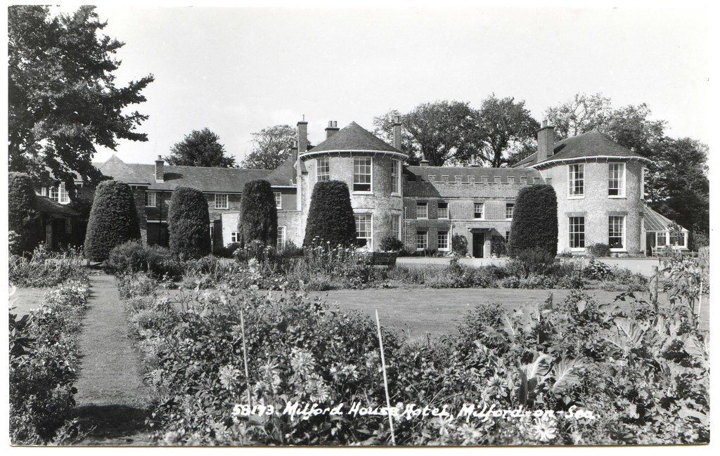 Milford House Hotel, Milford-on-Sea, Hampshire