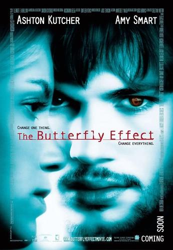 蝴蝶效应 The Butterfly Effect