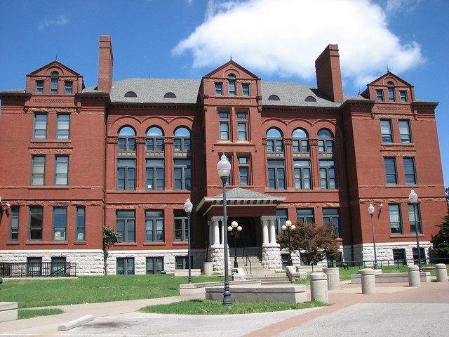 Central High School Springfield Mo Built In 1893 Flickr Photo Sharing