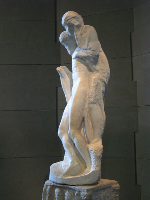 The Rondanini Pieta By Michelangelo This Is The Last