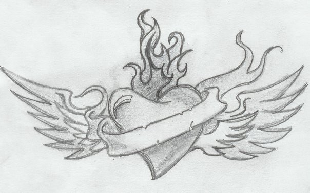 Sketches Hearts Fire