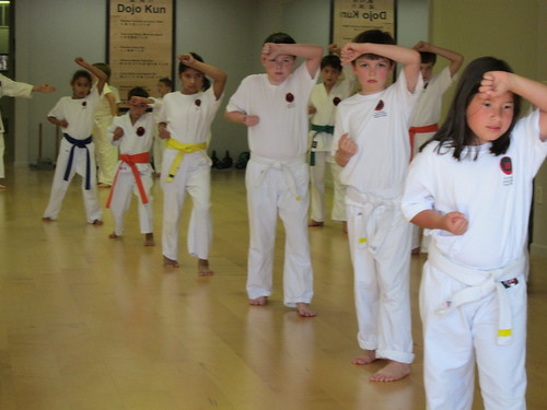 Nick, karate IMG_7620