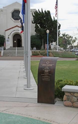 Veteran's Memorial Garden