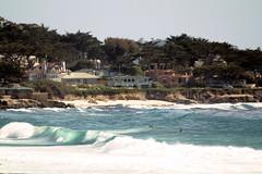 Carmel by the Sea. California.