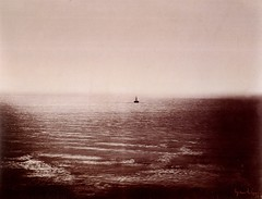 Packet Boat, 1856, by Gustave Le Gray