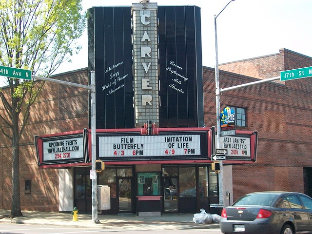 Carver theatre, Birmingham, Al.