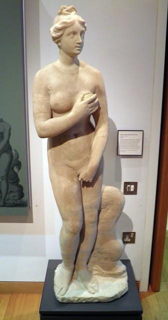Statue of Aphrodite, Ashmolean Museum