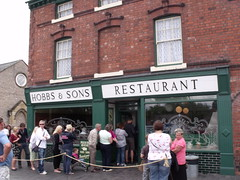 Black Country Living Museum - Old Birmingham Road - Hobbs & Sons Restaurant