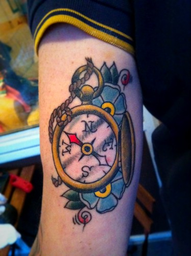Every sailor need a compass