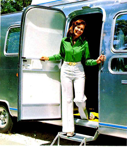 Vintage 1970s Airstream Photos
