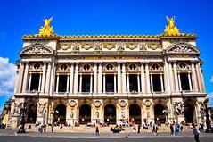 Palais Garnier Opéra de Paris France