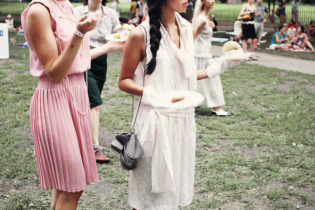 jazz age lawn party on governors island.