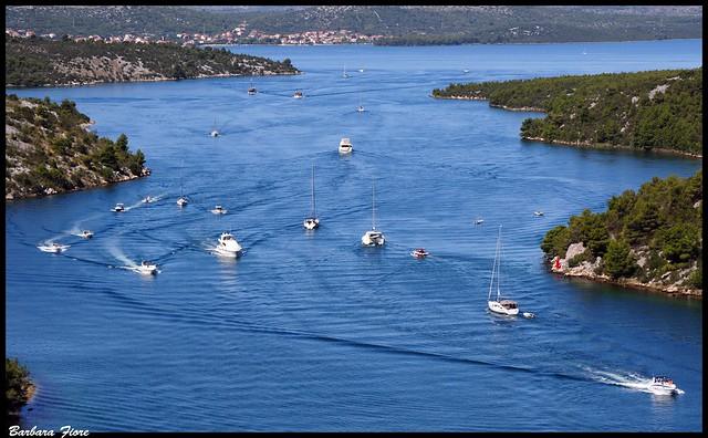 L'isola azzurra