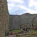 Inner courtyard at Montsegur ©Andy Hay