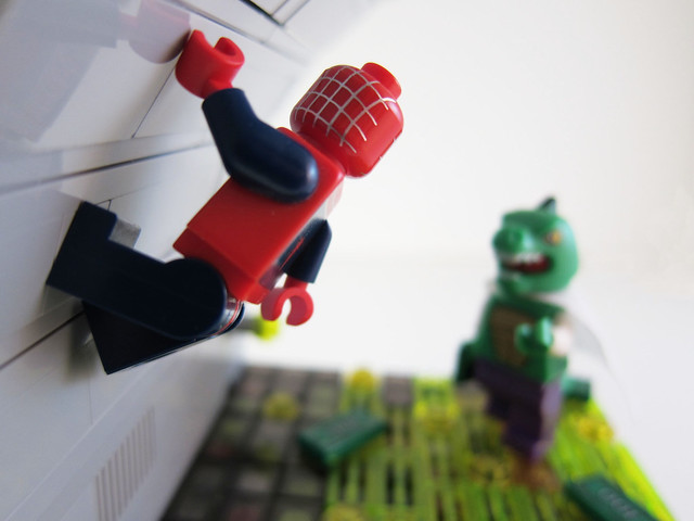 LEGO Spider-Man vs. The Lizard | Your friendly ...