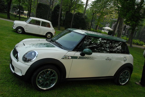 One Millionth MINI (1965 and 2007)