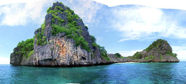 Island panorama 3