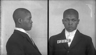 Holman, Mert. Inmate #12176 (MSA)