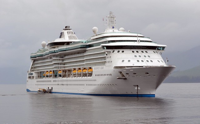 Cruise ship - Radiance of the Seas