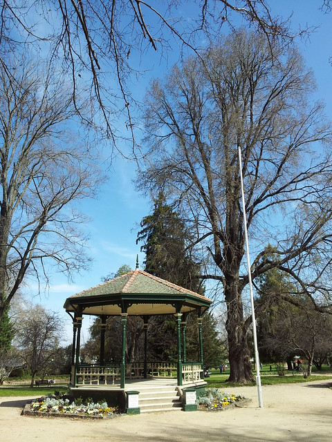 Gazebo, Cook Park, Orange
