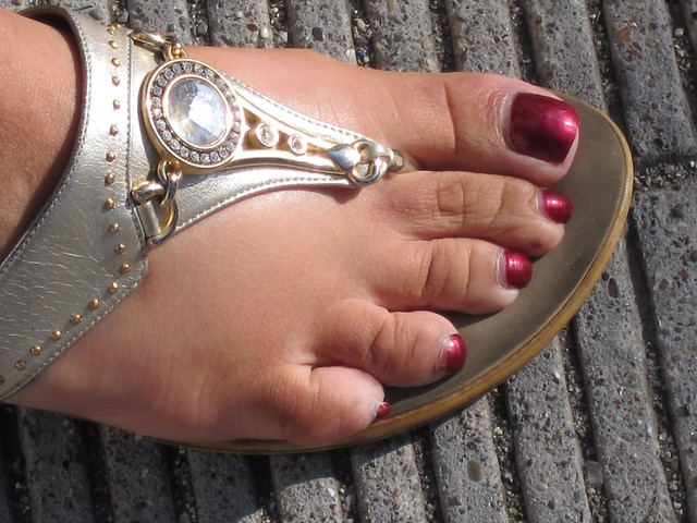 Lovely Sista Feet!!