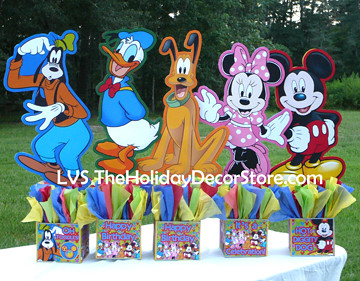 24 Inch Large Mickey Mouse Clubhouse Birthday Party Decora
