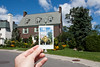 Montreal - Last day: Westmount (Instax Windows)