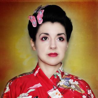 "Day 19/365 ""Geisha style"""