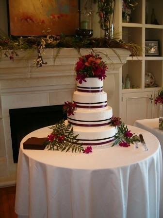 Pensacola Wedding Cake Bakeries