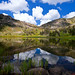 Mica Lake in the Zirkel Wilderness by Molly Dog Images (Not sized for printing)