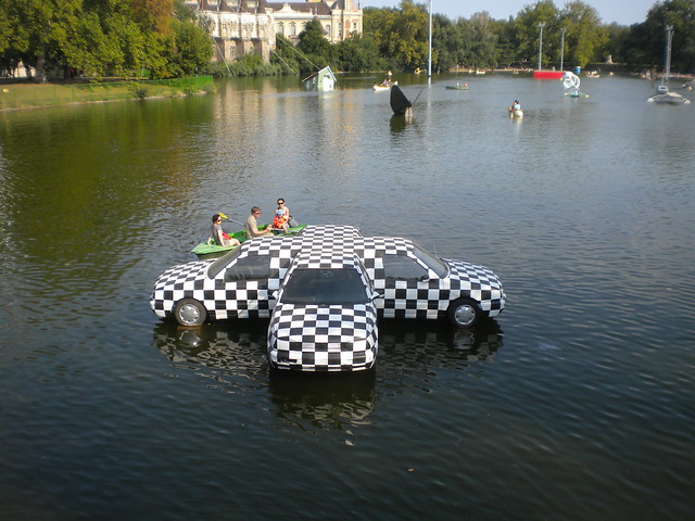 Városligeti-tó de Budapest