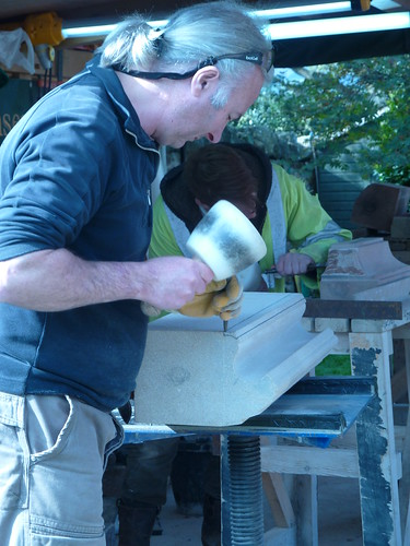 Stonemason, Rosslyn Chapel