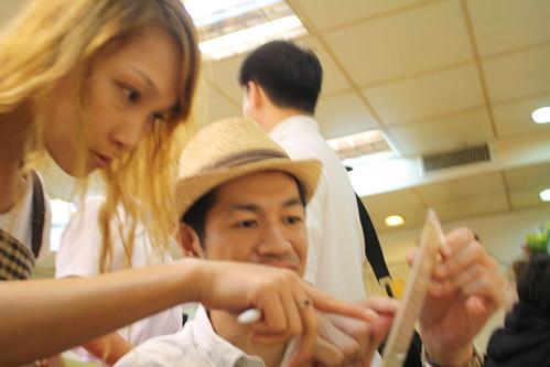 [台湾2.5] 福大山東蒸餃大王で注文するTAKA