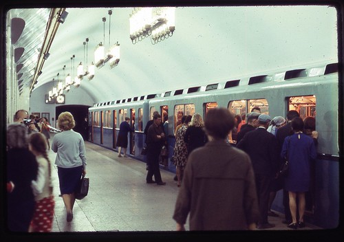 Moscow Metro, 1969