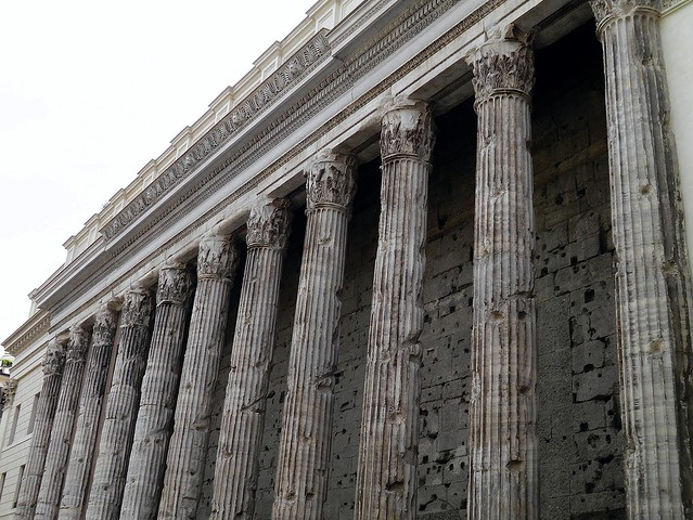 Temple of Hadrian, Rome