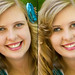 portrait-of-teenage-girl - Before and After Retouching Enhancements