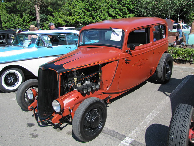 1934 ford 2 door sedan flickr photo sharing for 1934 ford two door sedan