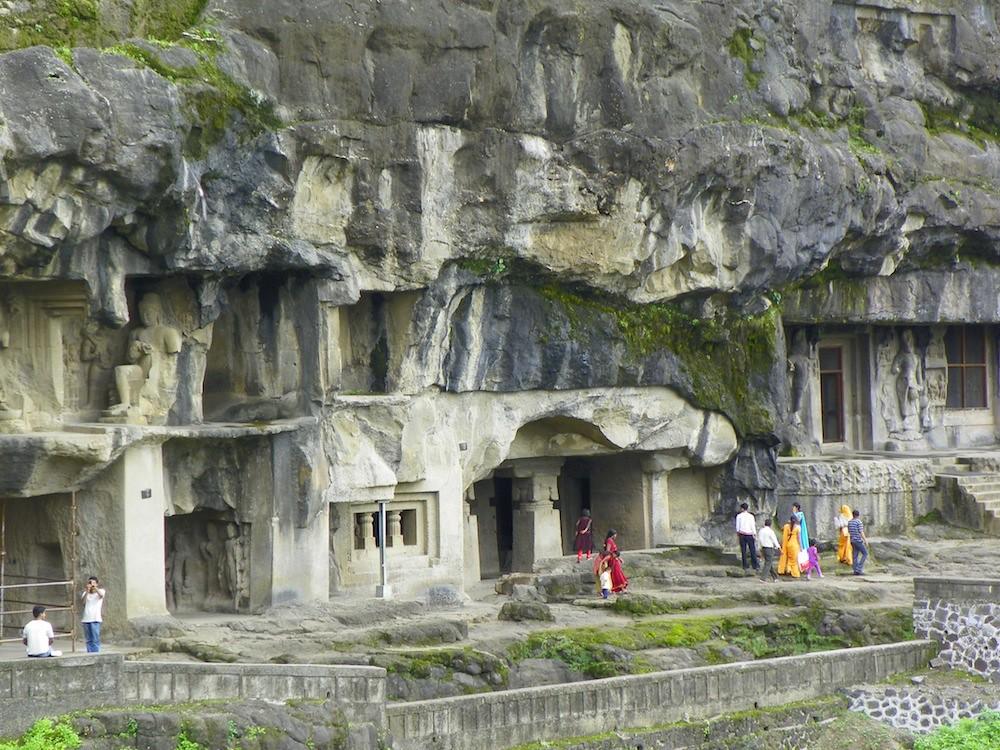 Ellora Caves,